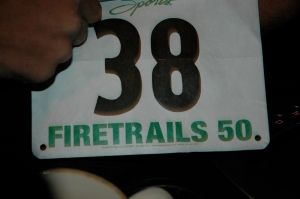 00AM - Gearing for FireTrails 50m start